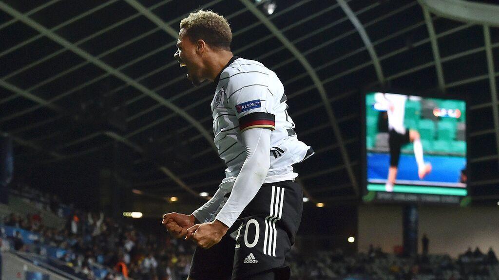 Alemania, campeona de Europa Sub21 tras vencer a Portugal con un gol de Nmecha (1-0)