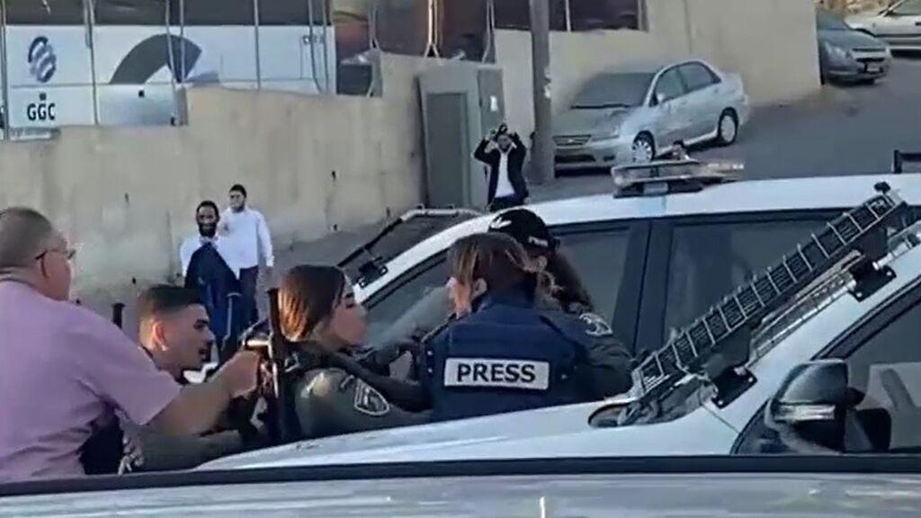 La Policía israelí detiene a una periodista de Al Jazeera que cubría una protesta en Jerusalén
