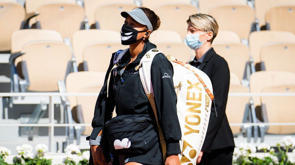 Naomi Osaka tampoco jugará el torneo de Berlín tras abandonar Roland Garros