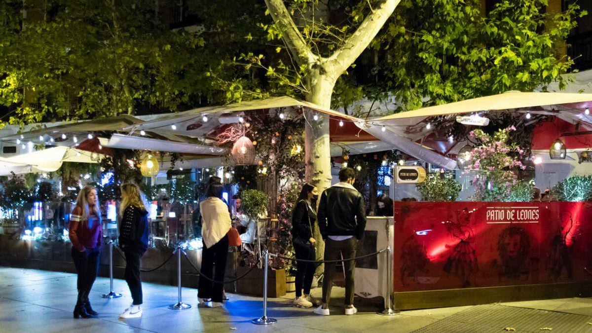 La Audiencia Nacional suspende cautelarmente las restricciones al ocio nocturno en Madrid