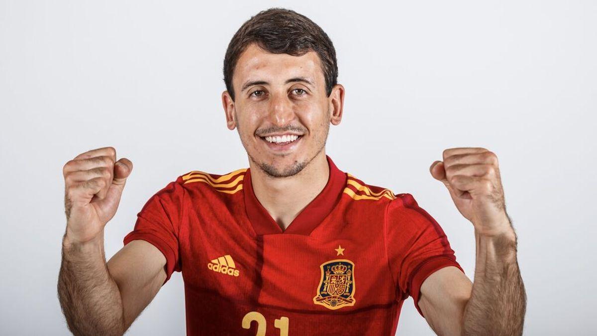 """Oyarzabal, súper motivado en su primer gran reto con España: """"Este es un equipo muy bueno y que podemos hacer cosas bonitas"""""""