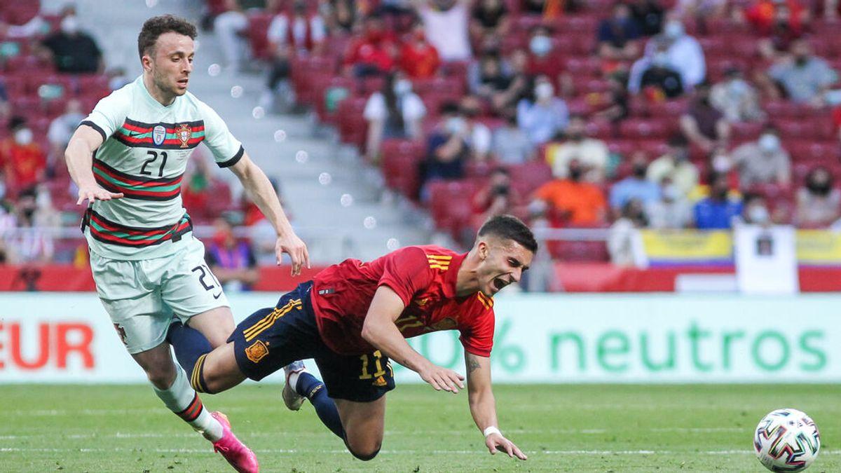Sanidad decide este martes si vacunar a la selección española de fútbol