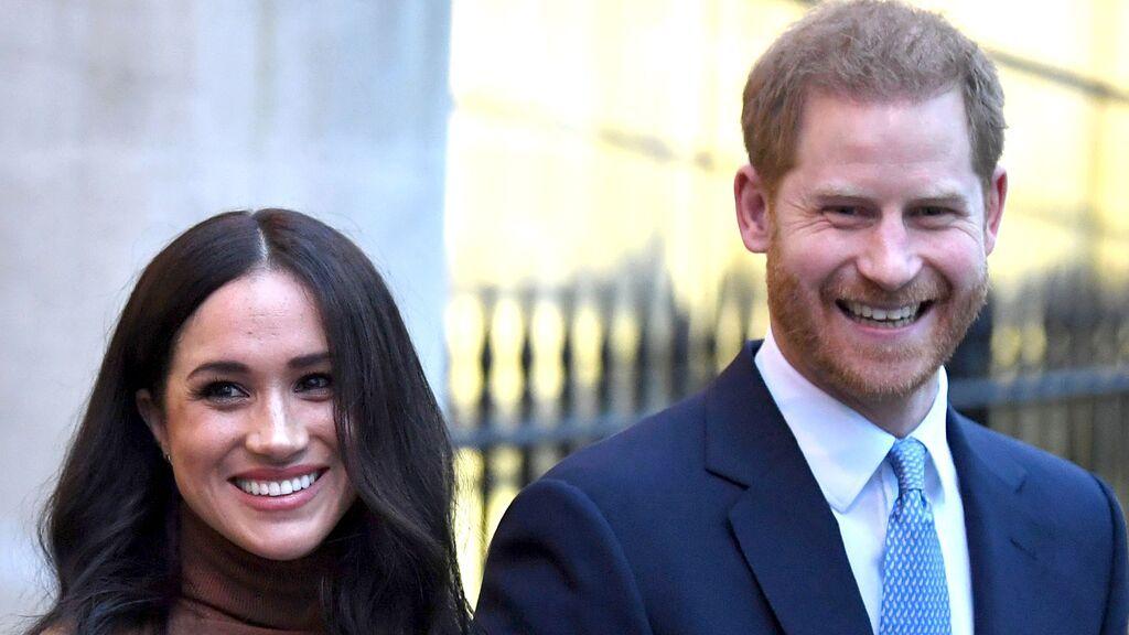 Meghan Markle y el príncipe Harry ya son padres de su segunda hija
