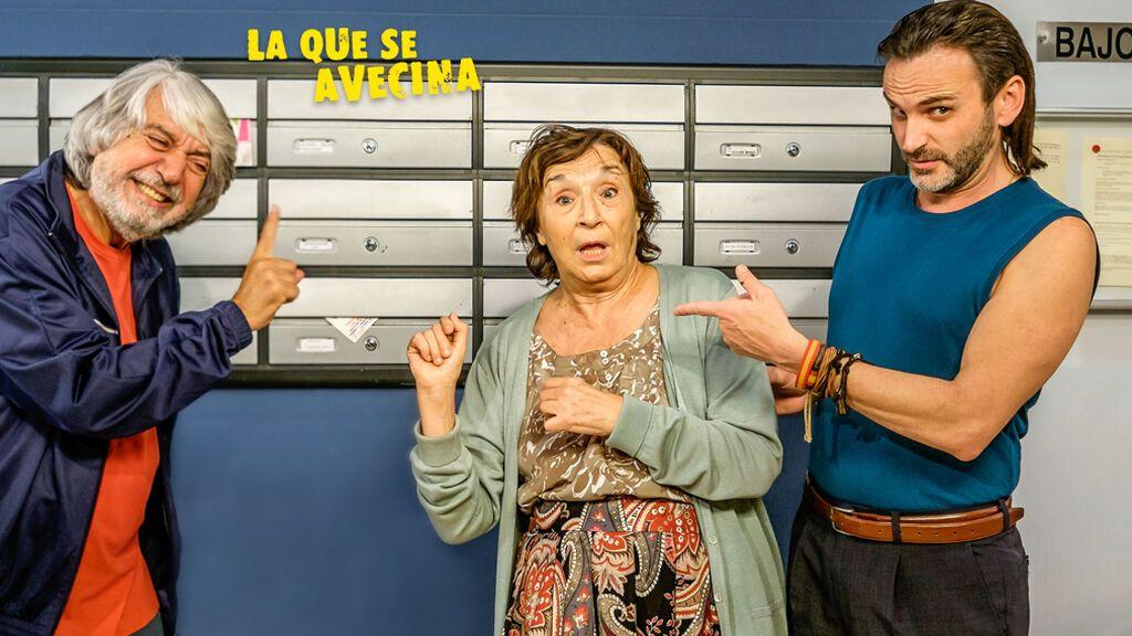 Mejores momentos de Doña Fina en 'LQSA': de su llegada a Montepinar a su relación con Germán Palomares