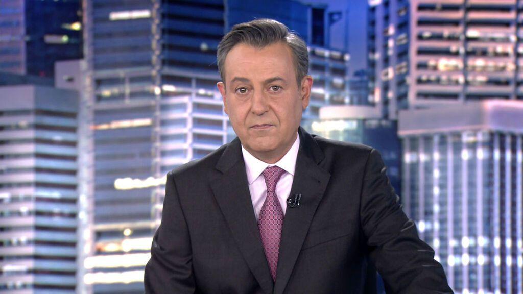 Con José Ribagorda y Ángeles Blanco Informativos Telecinco 2021 Noche 06/06/2021