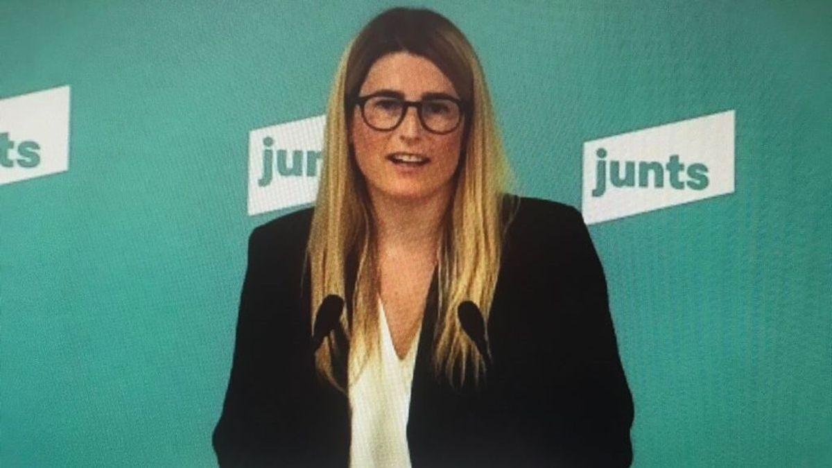 """JxCat insiste en no descartar """"ninguna vía"""" para alcanzar la independencia de Cataluña"""
