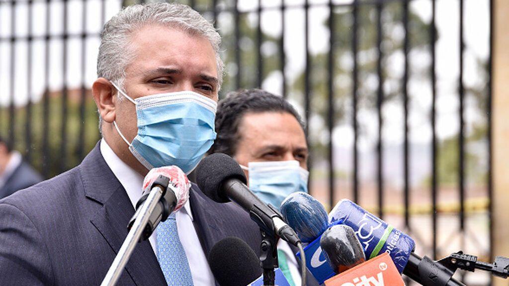 El Comité de Paro de Colombia decide suspender las negociaciones con el Gobierno