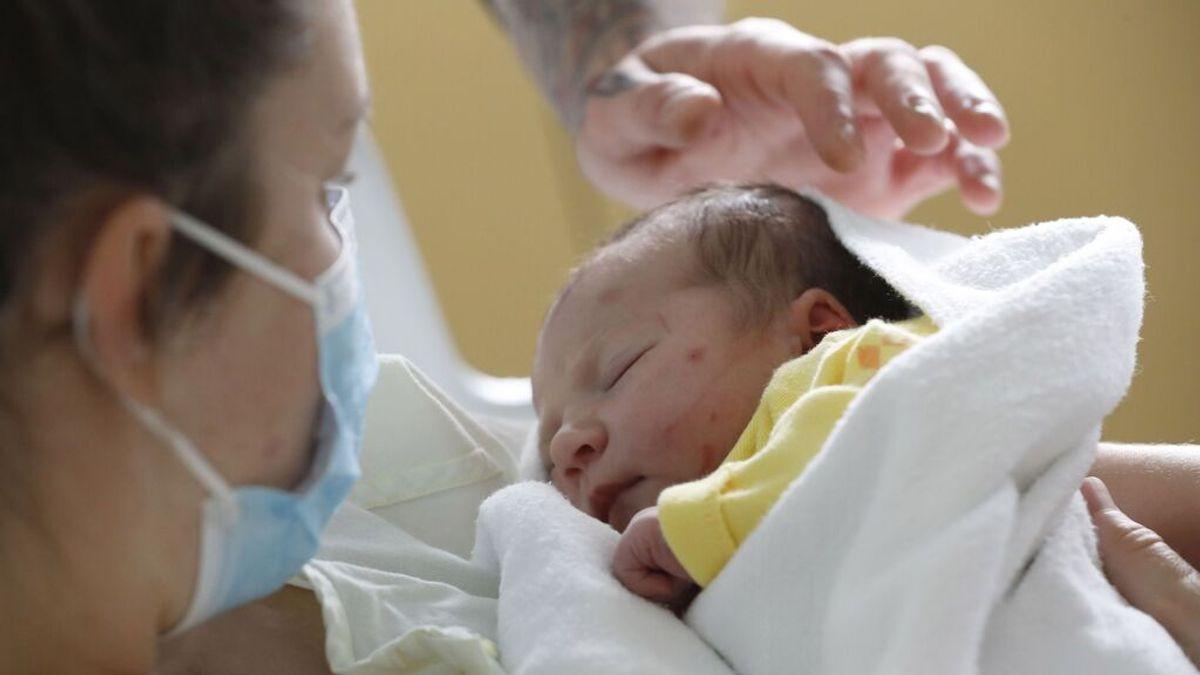 La cifra de nacimientos a los nueve meses del inicio de la pandemia fue la menor de los últimos 70 años