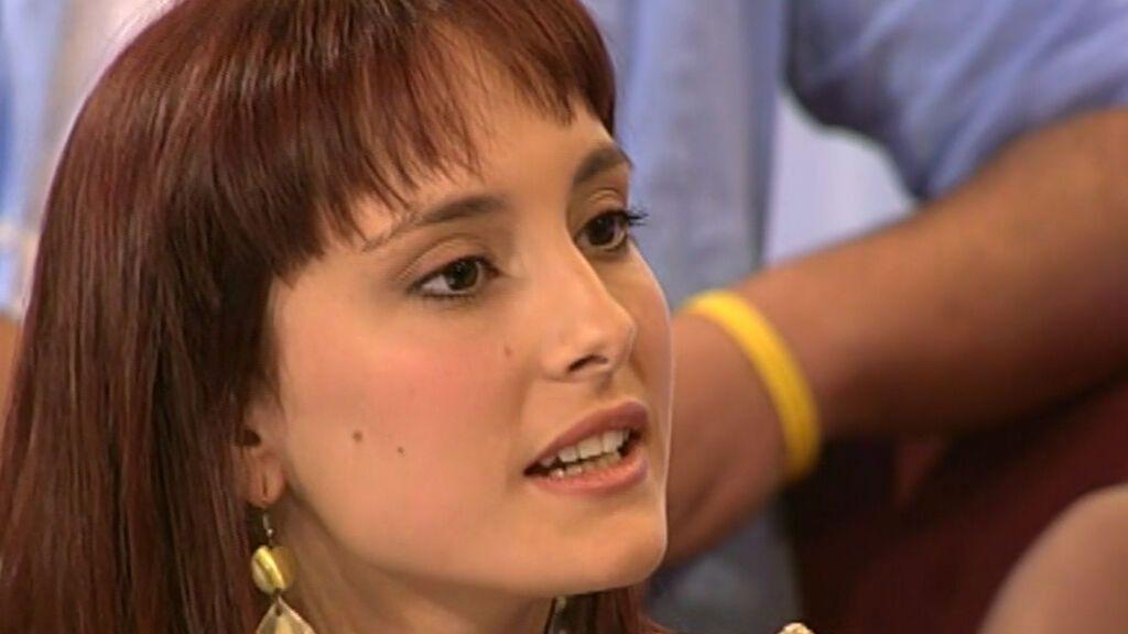 Anabel Dueñas debutó en 'Operación triunfo'
