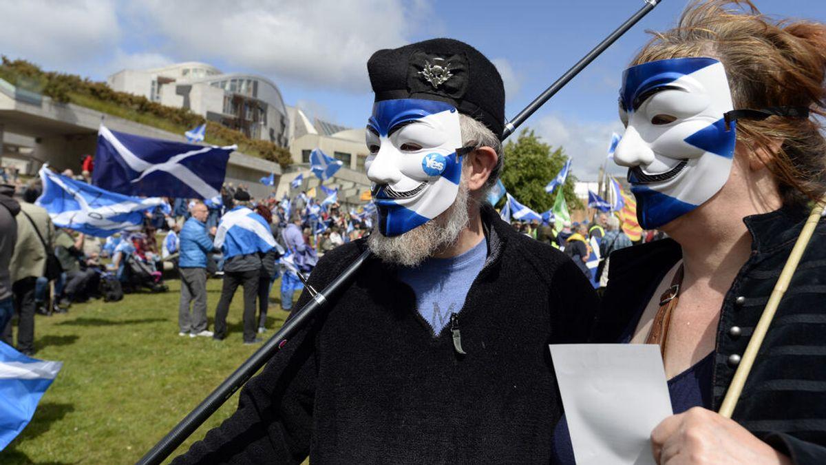 Qué es la vía escocesa que reclama Junqueras para la independencia de Cataluña
