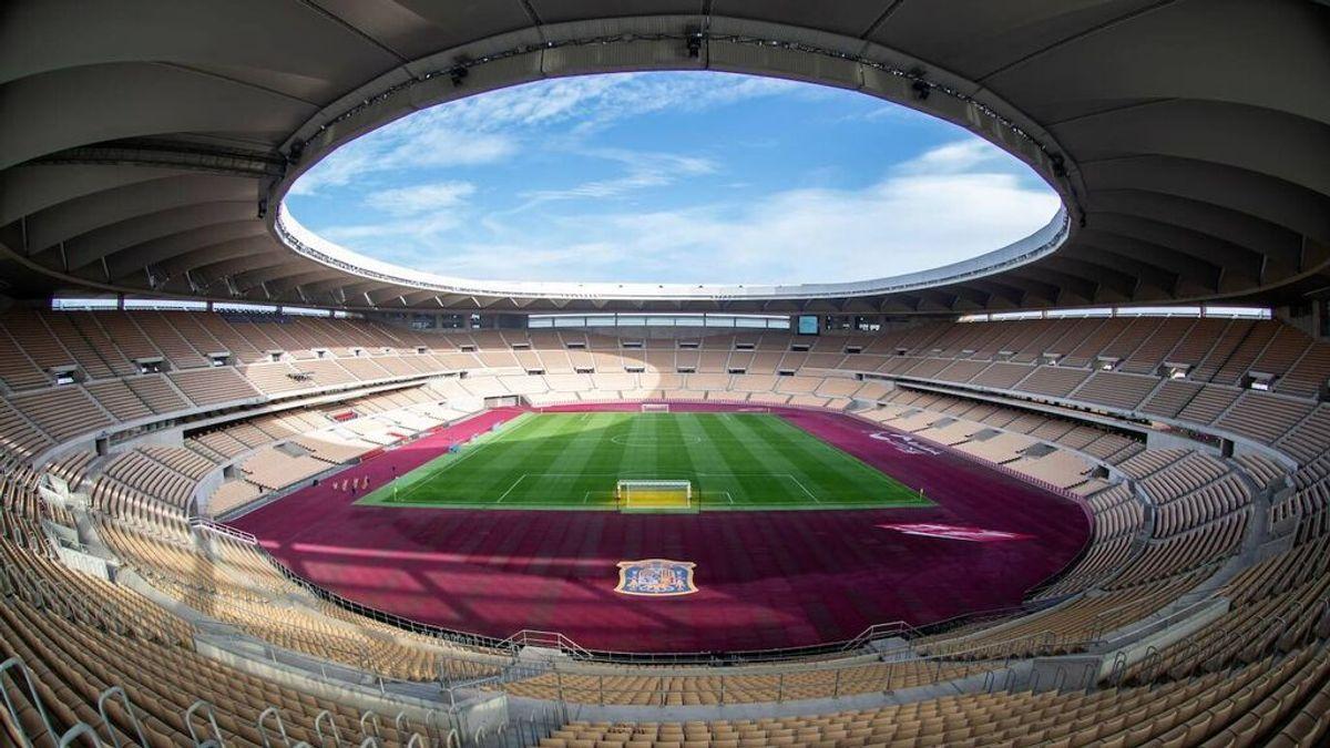 La capacidad de aficionados que se acogerá en cada una de las 11 sedes de la Eurocopa