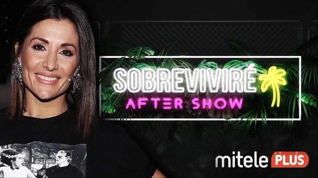 'Sobreviviré After Show', el martes y miércoles, después de 'Supervivientes', en Mitele Plus