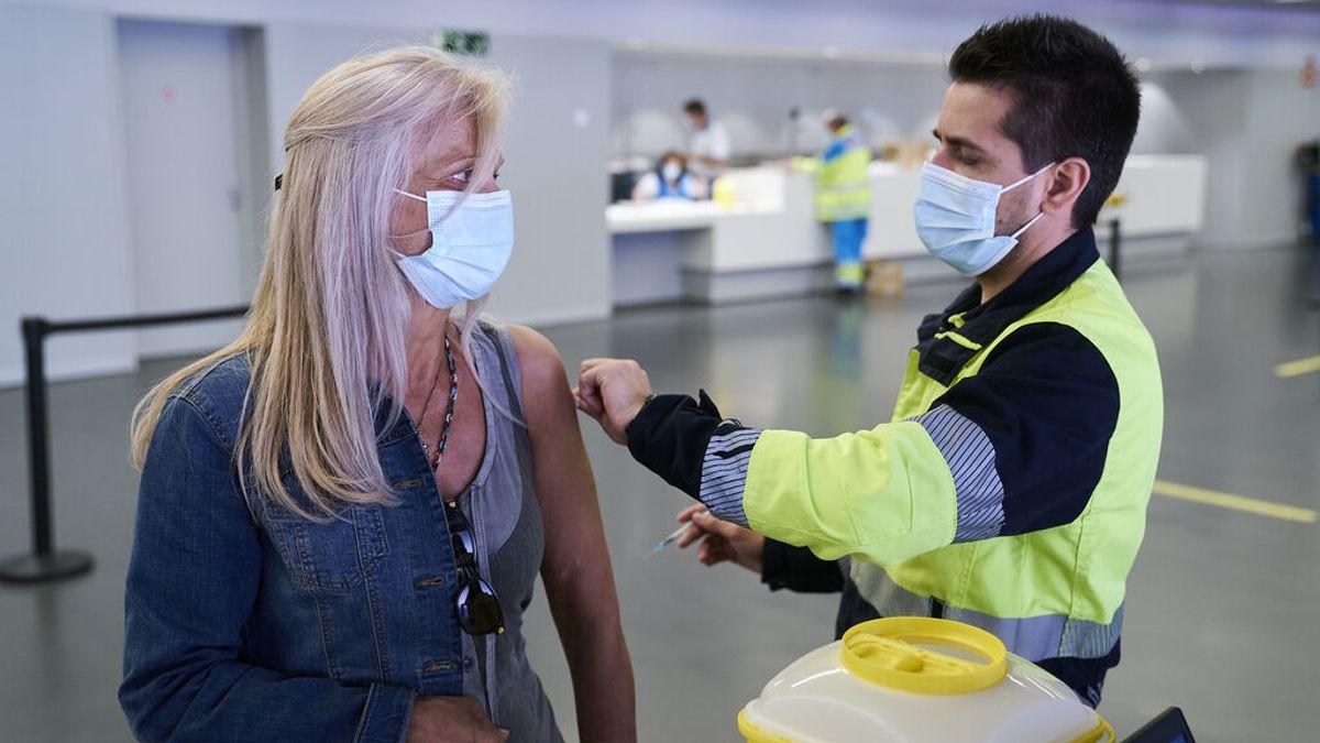 Madrid alcanza el cuarto de población diana completamente vacunada