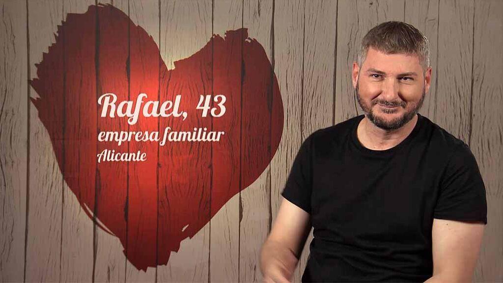 """Rafael se lleva bien con todos su ex… salvo con el último: """"Ya sabes, ojos que no ven, salchichón que te meten"""""""