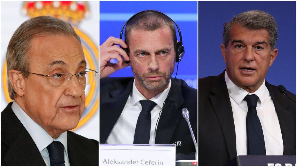 Madrid, Barça y Juventus podrían librarse de la sanción de la UEFA: la justicia Suiza advierte que no puede tomar represalias contra la Superliga