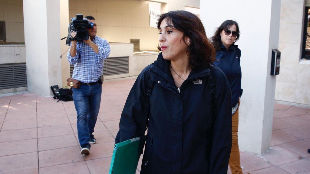 """La defensa de Juana Rivas anuncia una queja al CGPJ contra el juez por comportamiento """"irregular"""""""
