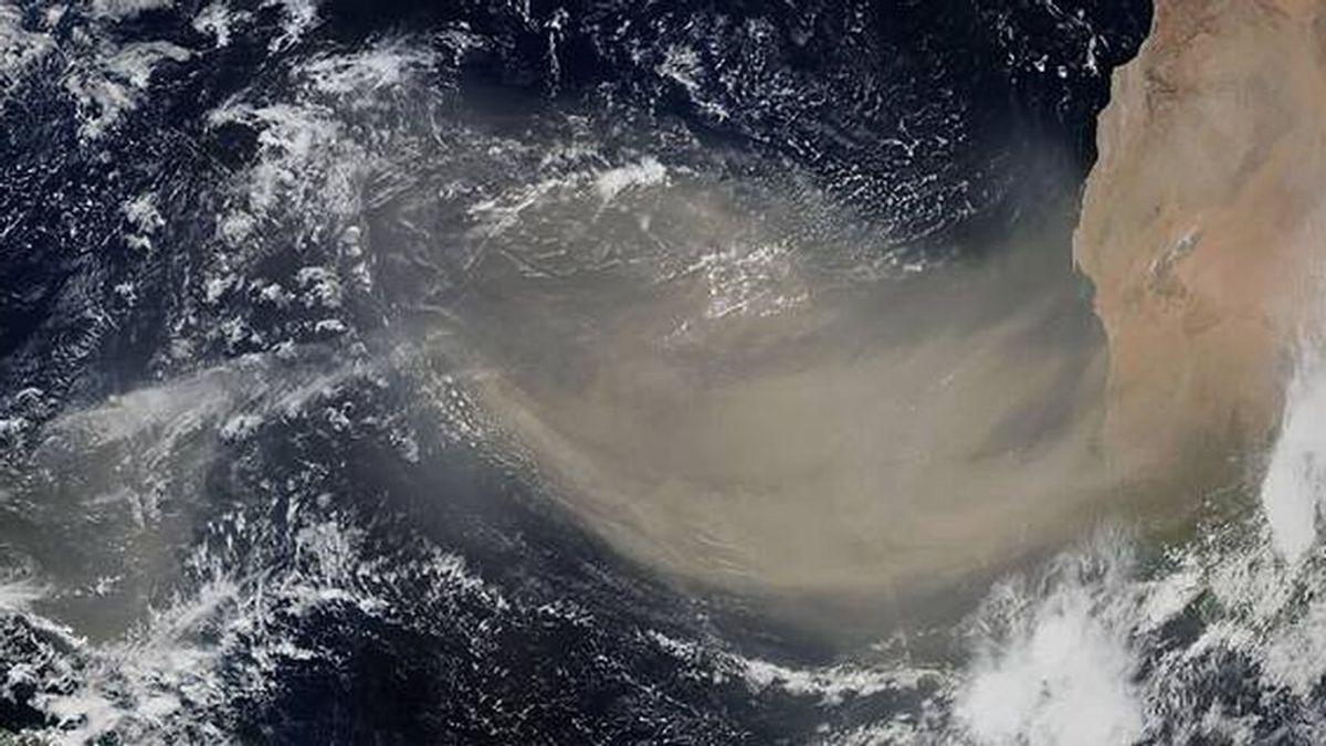 ¿Por qué el polvo sahariano dificultará la formación de huracanes en el Atlántico?