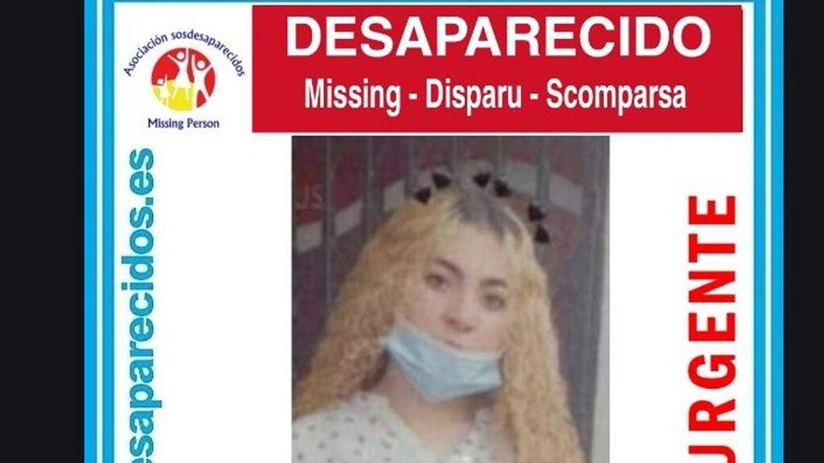"""La madre de la joven de 17 años, desaparecida en Sevilla pide a su exnovio que diga """"algo si lo sabe"""""""