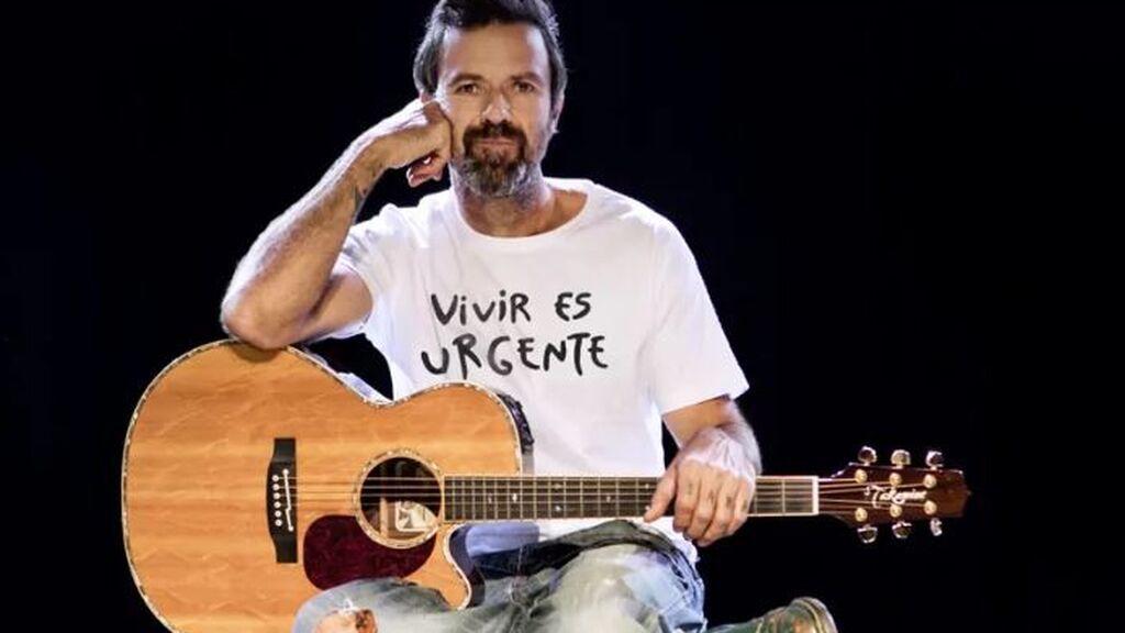 La camiseta solidaria de Pau Donés para apoyar la investigación contra el cáncer