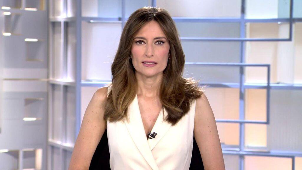 Con Arancha Morales y Leticia Iglesias Informativos Telecinco 2021 Matinal 08/06/2021