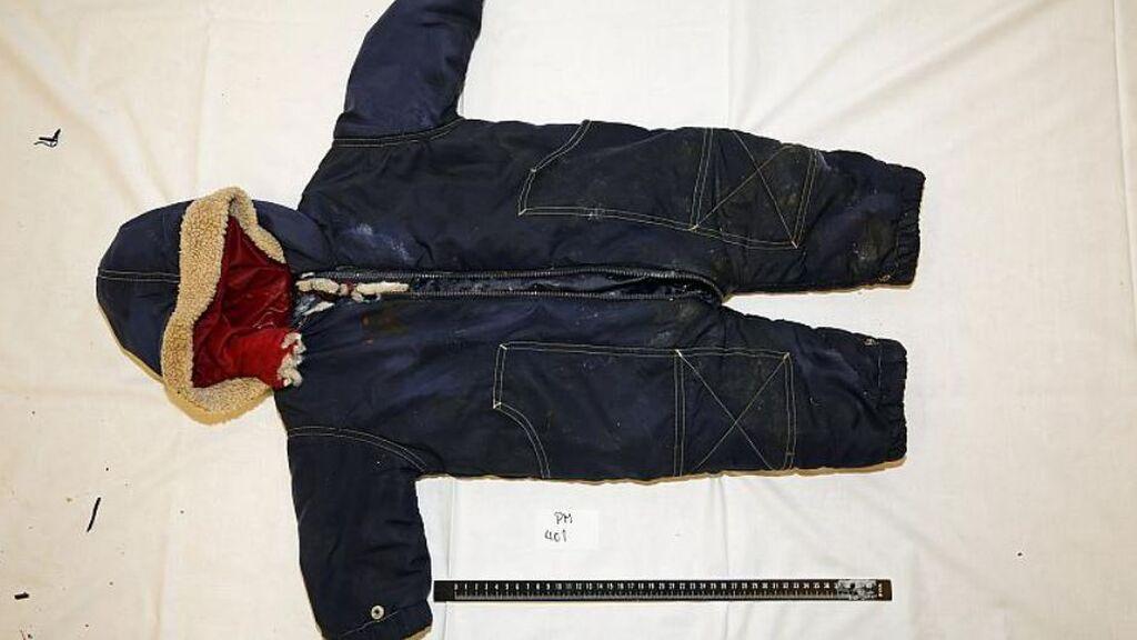 Hallan el cuerpo de Artin, el bebé kurdo ahogado cuando naufragó la embarcación en la que trataba de llegar a Reino Unido