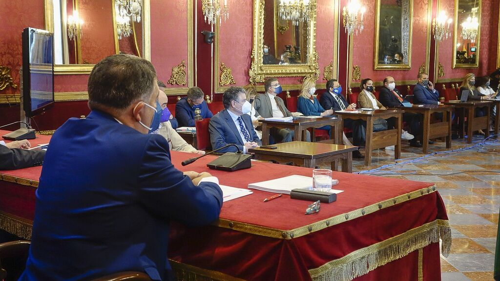 El PP rompe el acuerdo de gobierno con Ciudadanos en el Ayuntamiento de Granada