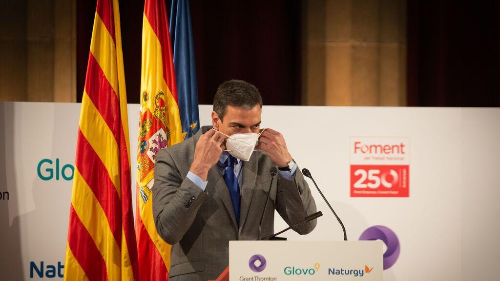 """Montero: """"Sánchez está como loco por vacunarse"""""""