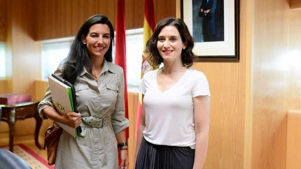 Echa a andar la nueva legislatura en Madrid con la incógnita de si Vox entrará en la Asamblea