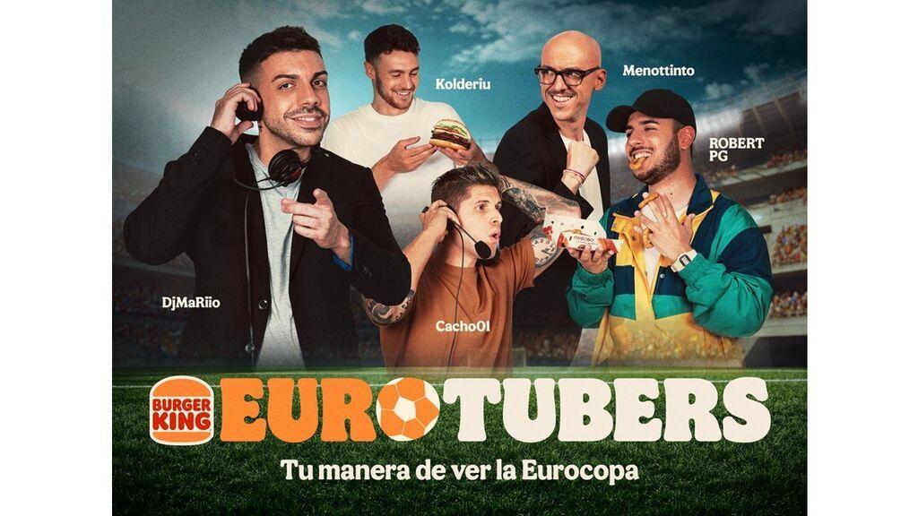 Burger King Eurotubers