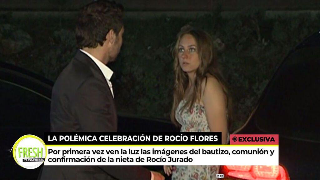 Exclusiva | La fecha, los invitados, la celebración… Salen a la luz las imágenes escondidas de la Comunión de Rocío Flores