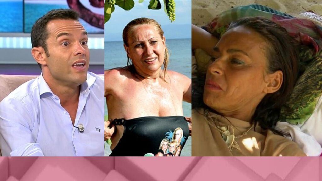 La comparación que deja en muy mal lugar a Olga Moreno con Rosa Benito