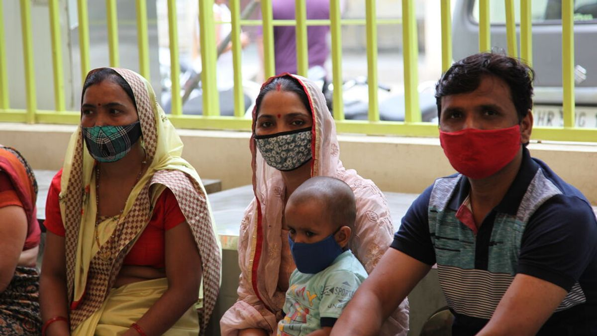 Países que tienen peores datos sobre infectados y muertes por coronavirus que la India