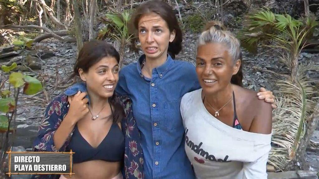 Isabel Pantoja se cuela en Playa Destierro