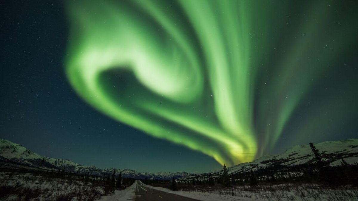 Hallan el origen de las auroras boreales