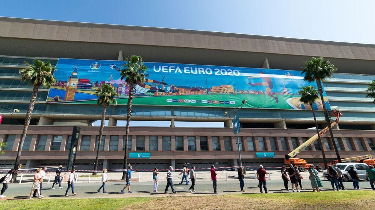 Países con más títulos de Eurocopa