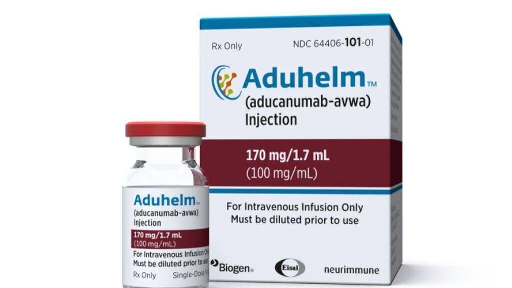 EE.UU da luz verde a Aduhelm, el primer fármaco nuevo contra el alzhéimer en dos décadas