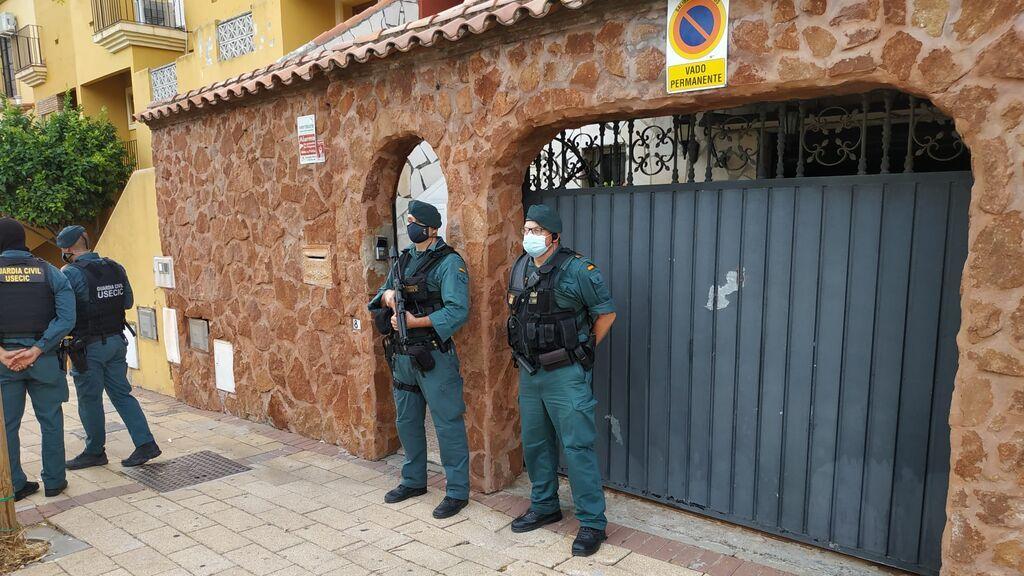 Intervienen 15 millones de euros en efectivo que guardaban en bolsas deportivas en Algeciras