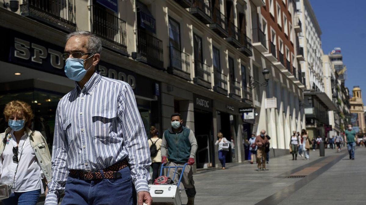 Madrid sigue reduciendo los hospitalizados por covid, con los contagios a la baja