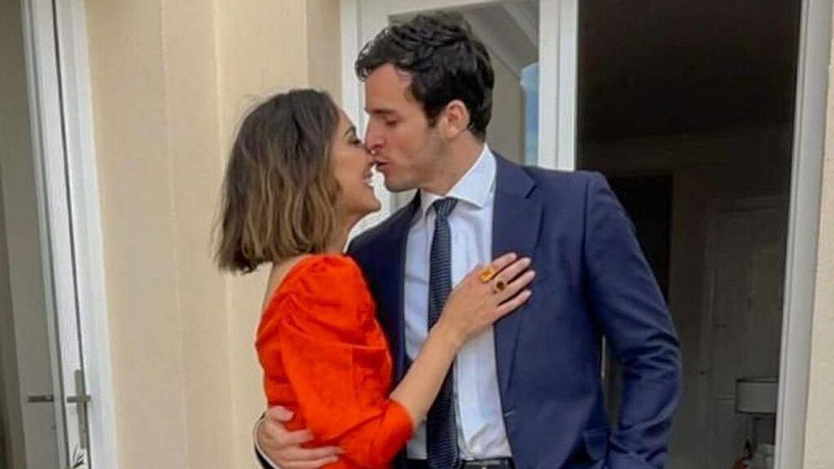 """Íñigo Onieva reacciona a la declaración de amor de Tamara Falcó por su 32º cumpleaños: """"Chico afortunado"""""""