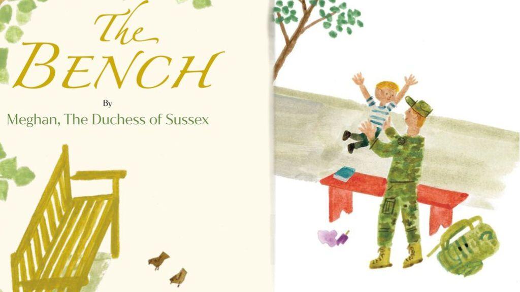 Sale a la venta el libro 'The Bench' de Meghan Markle