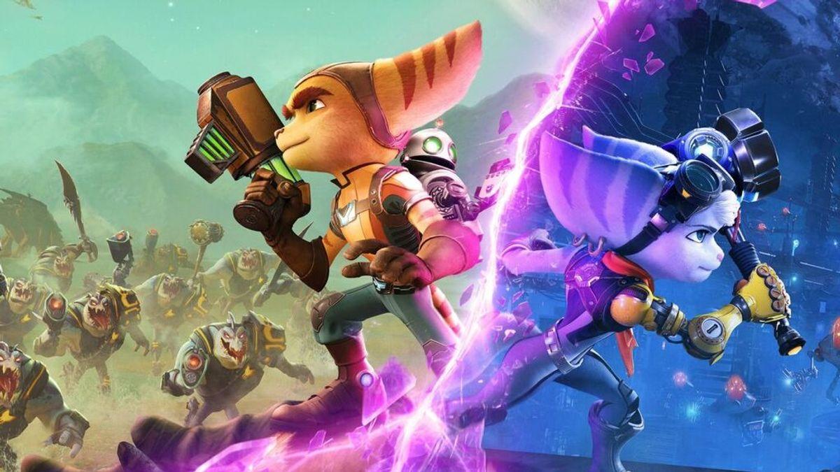 Ratchet & Clank Una dimensión aparte: la aventura con mimbres de película de animación para PS5