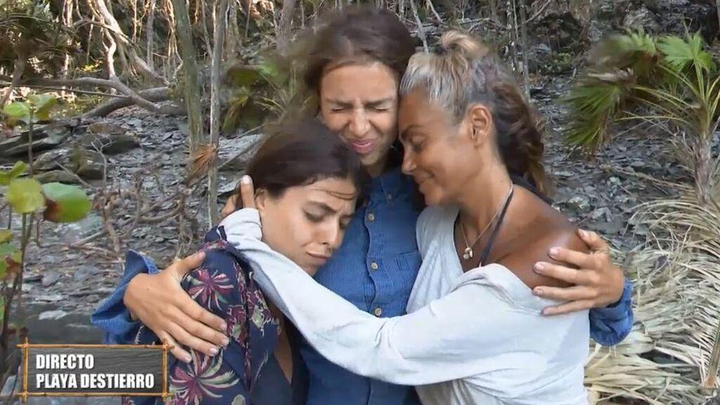 Sylvia Pantoja, última expulsada de 'Supervivientes 2021'