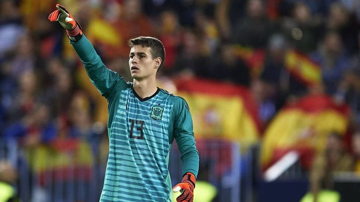 Luis Enrique llama de urgencia a Kepa Arrizabalaga: el portero se une a los entrenamientos de España