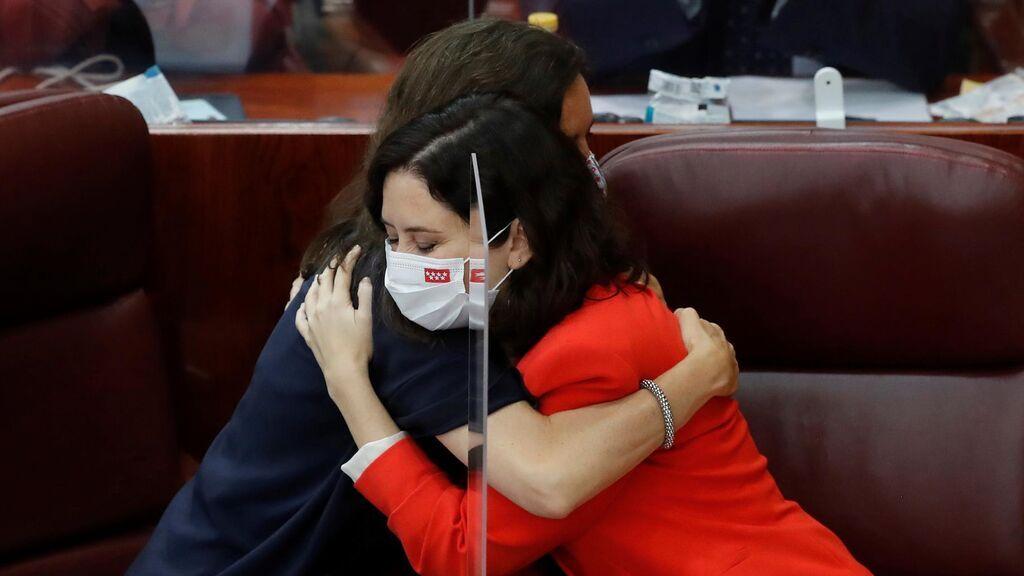 Podemos se queda fuera de los órganos de Gobierno de la Asamblea de Madrid