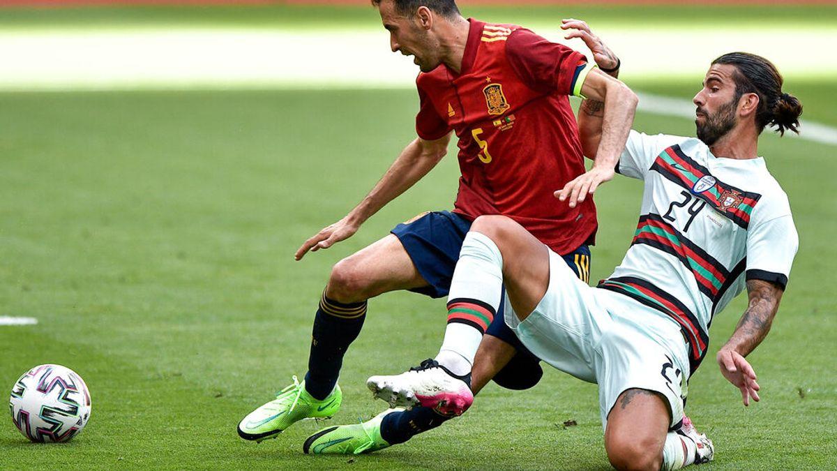Los futbolistas también pueden sufrir efectos secundarios tras las vacunas