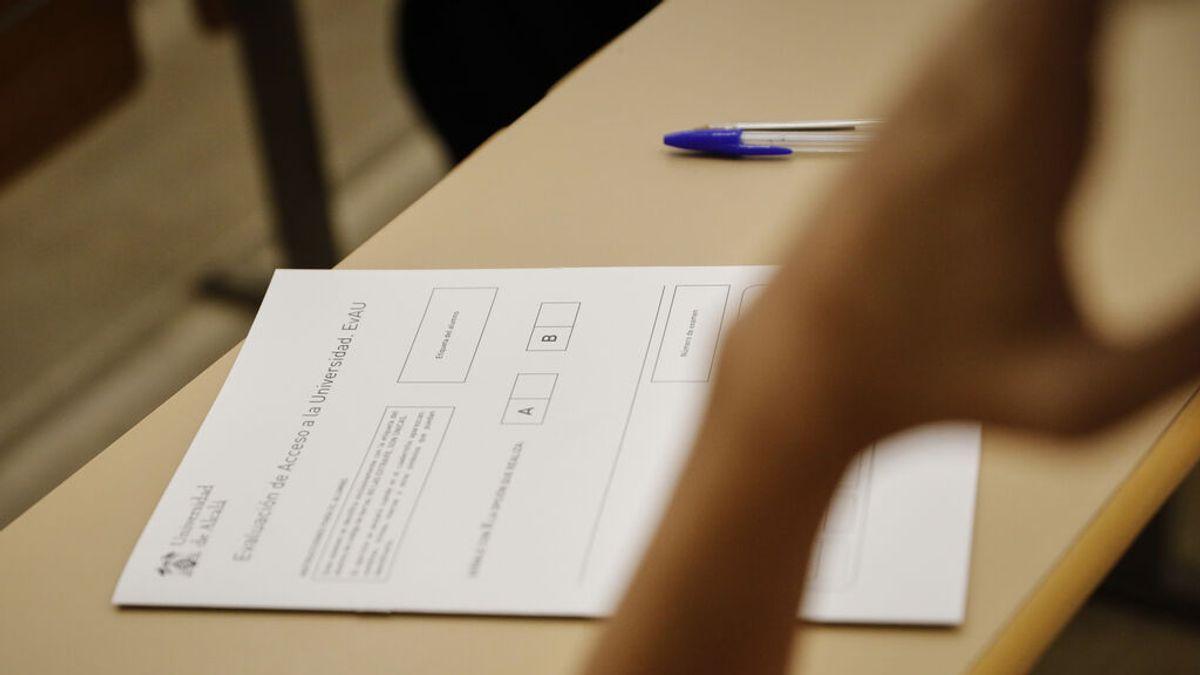 ¿Dónde, cuándo y cómo consultar las notas de la EvAU 2021 en Navarra?