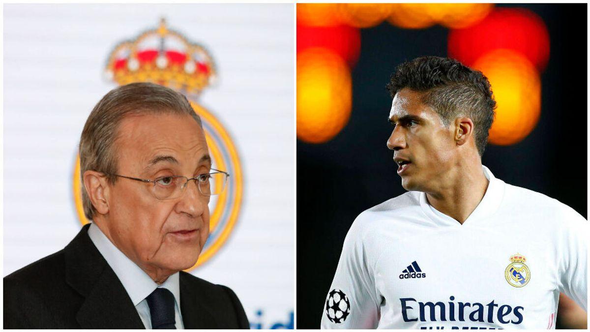 Ultimátum del Real Madrid a Varane: Renovación o venta