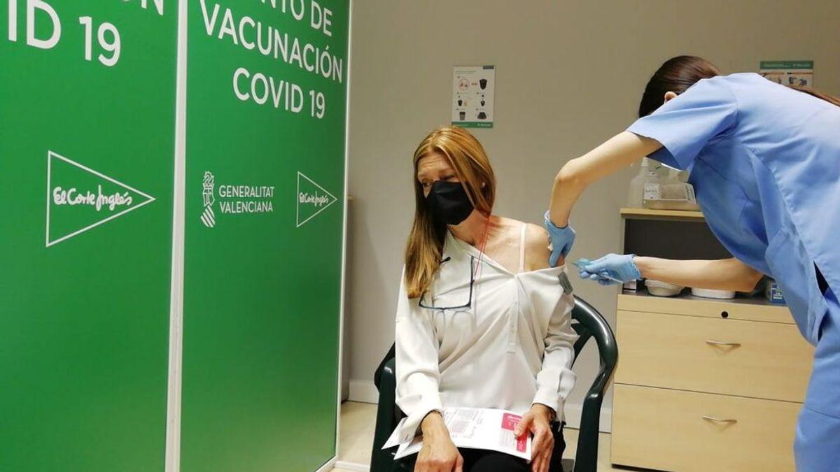 El Corte Inglés comienza a vacunar a su plantilla en la Comunidad Valenciana