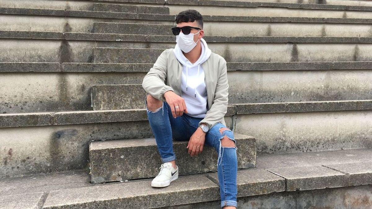 "Ekain, víctima de una agresión homófona en Basauri: ""Me atacaron al grito de maricón fuera de aquí"""