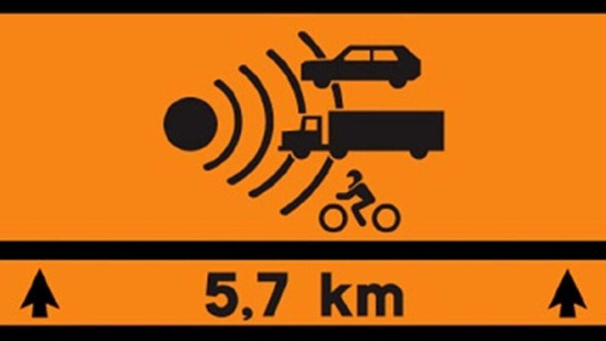 El significado de la nueva seña de tráfico que muchos conductores desconocen
